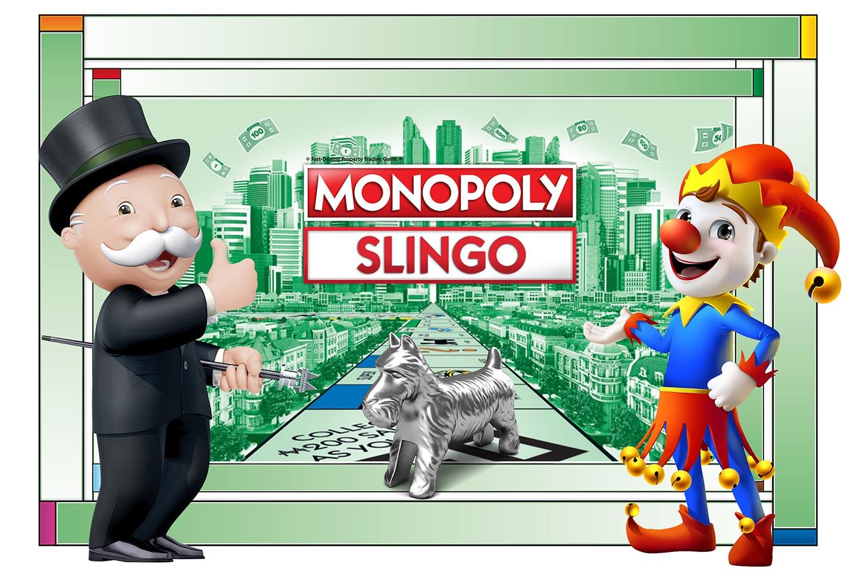 Monopoly Slingo